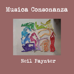Musica Consonanza by Neil Paynter for piano in twelve parts